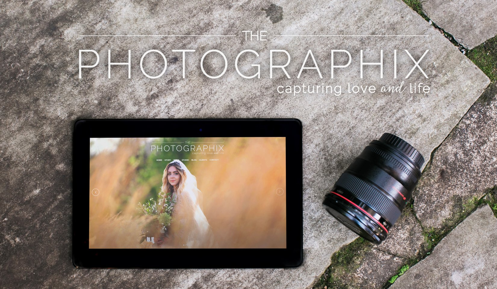 The Photographix Path and Compass Client Portfolio