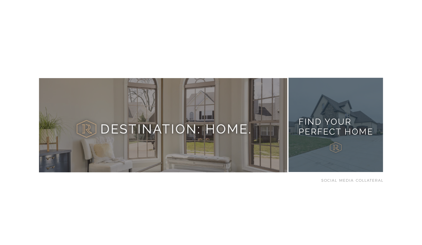 Client Portfolio | Reda Home Team Branding + Website