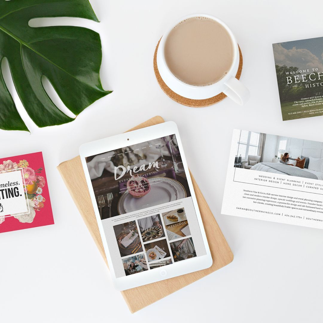 small business branding suite