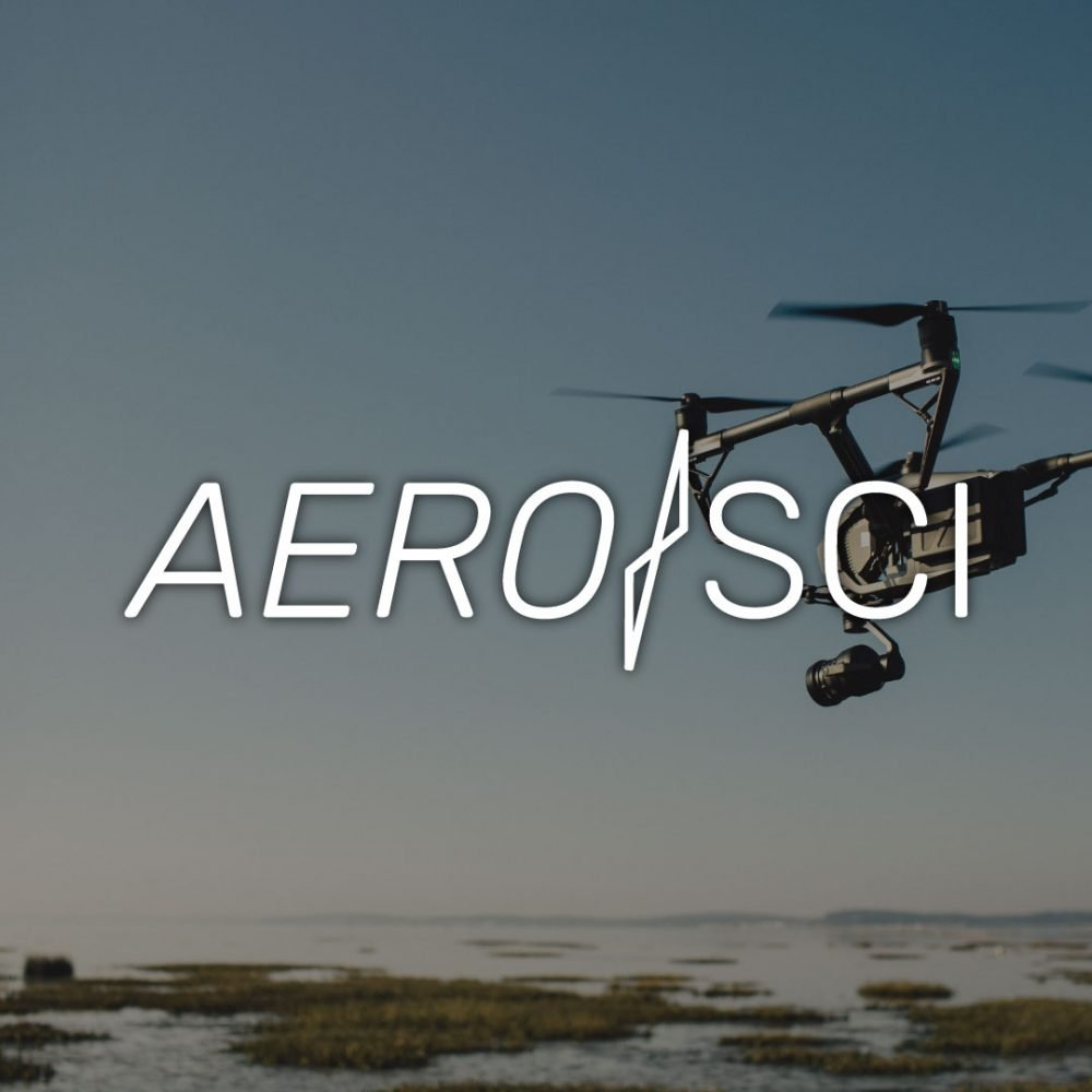 Client Portfolio | AeroSci Logo, Branding, & Website
