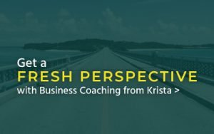 Business Coaching with Krista Chapman